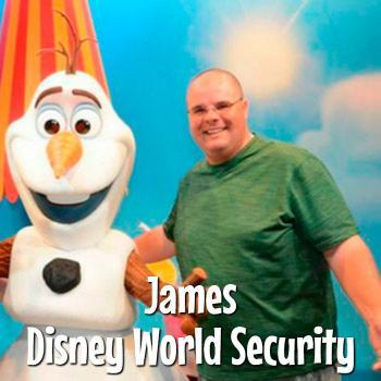 Disney James Olaf