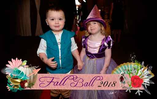 Enchanting Fall Ball 3