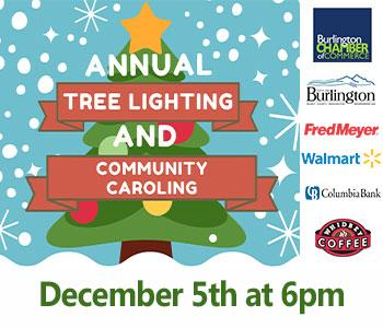 Burlington Tree Lighting 2