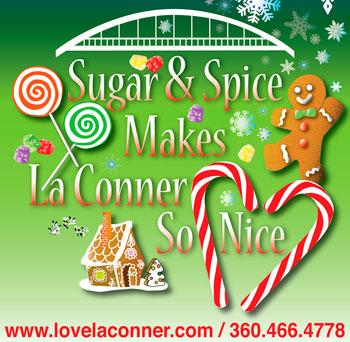 Love La Conner Holiday 2019