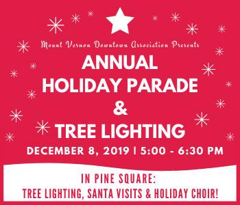 Mount Vernon Holiday Parade 2019