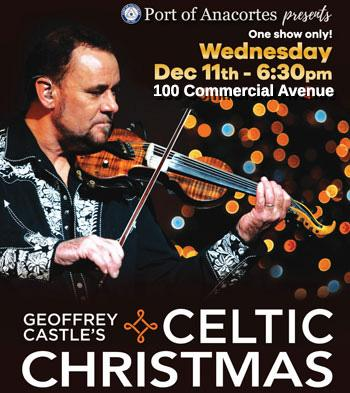 POA Celtic Christmas Ad