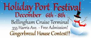 Port Of Bellingham Holiday Festival Sponsor 2019