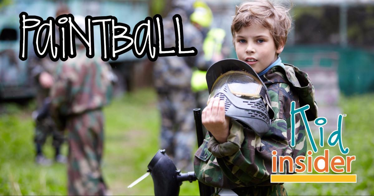 Paintball fields in Skagit County, WA