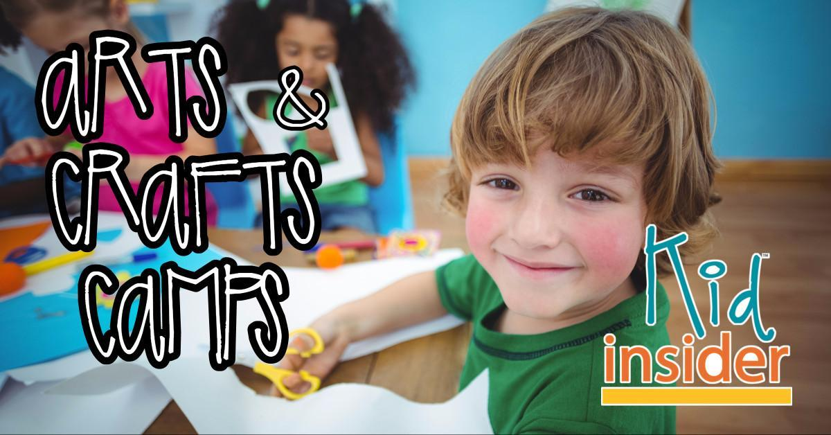 Arts and Crafts Camps for Kids in Skagit County, WA