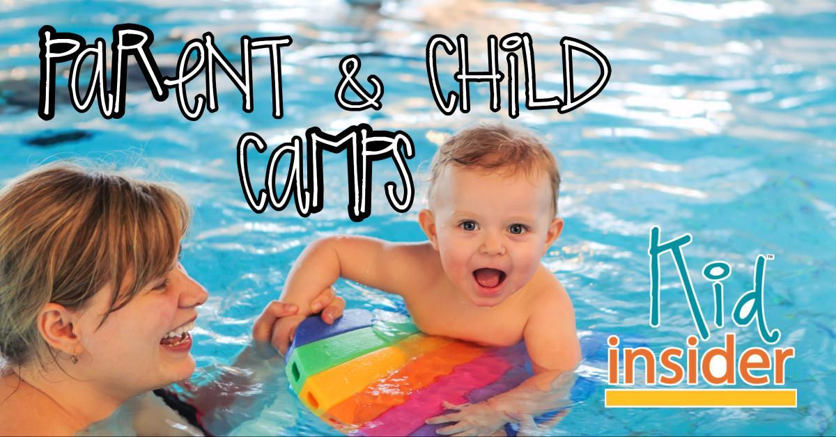 Parent and Child Summer Camps in Skagit County, WA