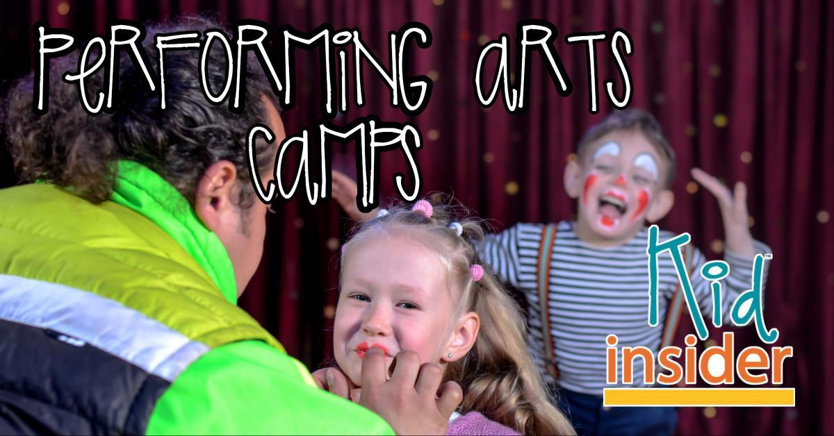 Performing Arts Summer Camps in Skagit County, WA