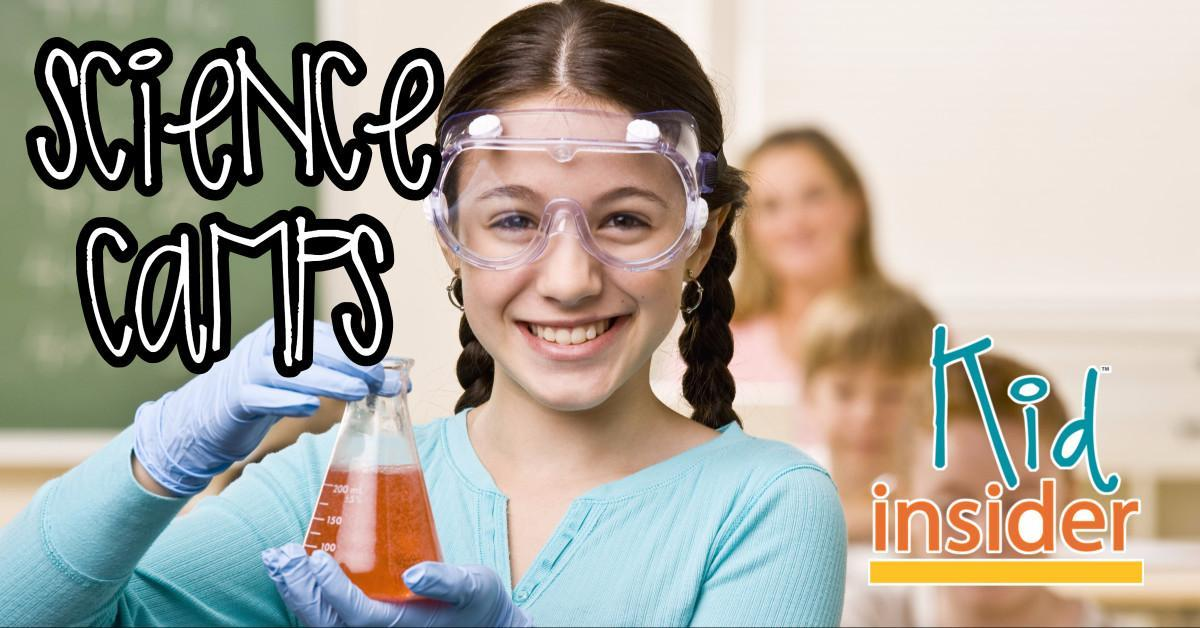 Summer Science Camps in Skagit County, WA