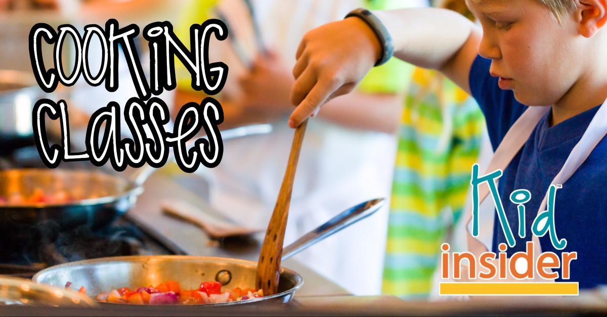 Cooking Classes for Kids in Skagit County, WA
