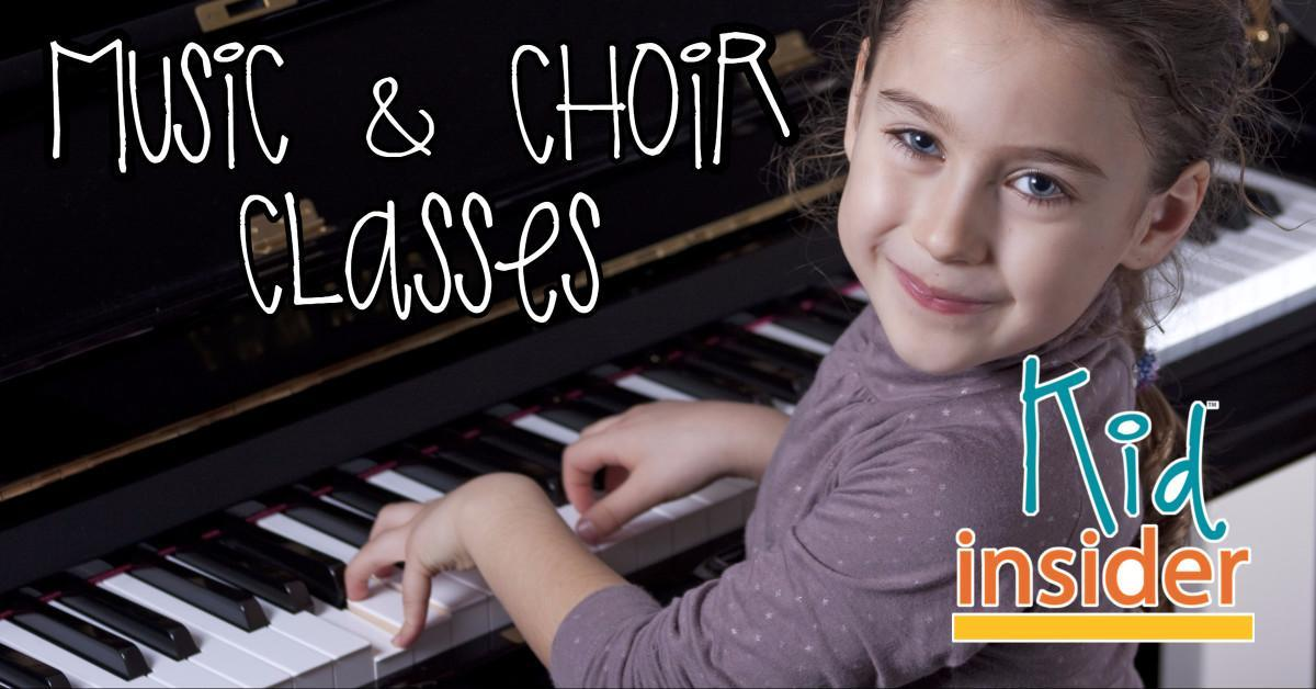Music Classes for Kids in Skagit County, WA