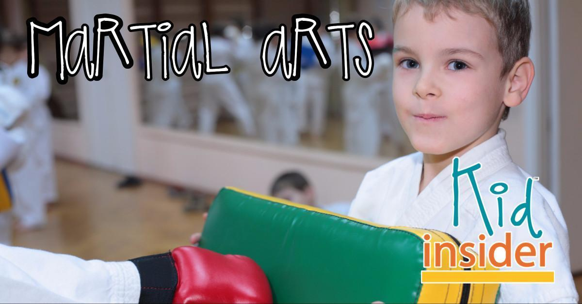 Martial arts for kids in Skagit County, WA