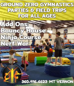 Ground Zero Gymnastic Party Place