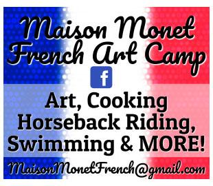 Maison Monet French Art Camp