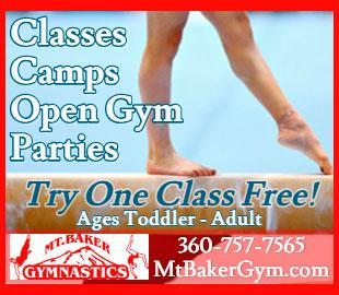 Mount Baker Gymnastics Classes