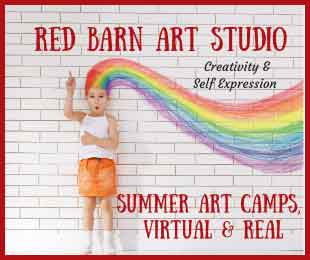Red Barn Art Studio