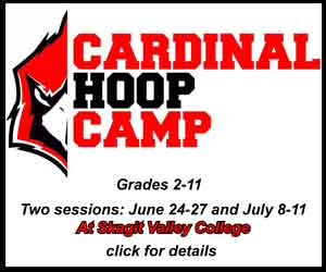 Skagit Valley College Basketball Camp