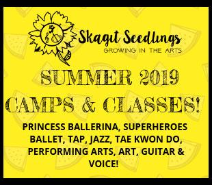 Skagit Seedlings Summer Camps