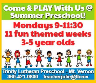 Trinity Lutheran Preschool Summer Program