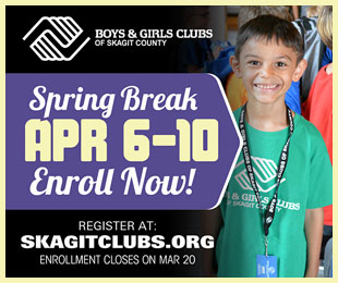 Boys & Girls Clubs of Skagit County Spring Break Camps