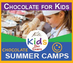Forte Chocolates Summer Camp