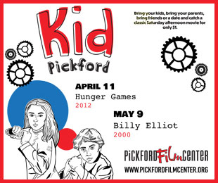 Pickford Film Center Kid Pickford Films