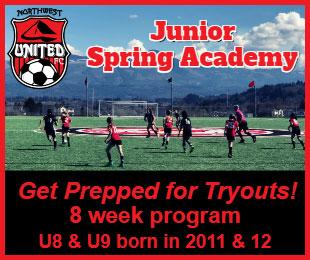 NW United FC Soccer Junior Spring Academy 2020