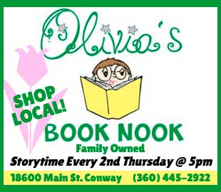Olivia's Book Nook in Conway