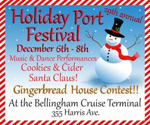 Holiday Festival at the Port of Bellingham