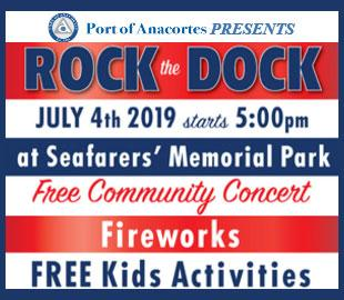 Anacortes 4th of July Celebration - Rock the Dock