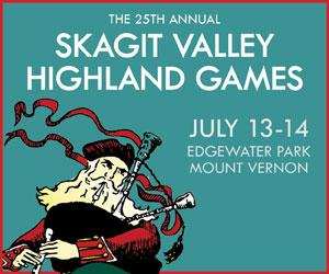 2019 Skagit Valley Highland Games