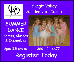 Skagit Valley Academy of Dance, Mount Vernon WA