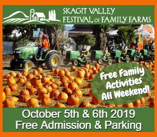 Skagit Valley Festival of Family Farms 2019