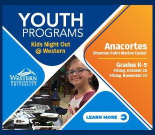 Western Washington University Youth Programs in Anacortes