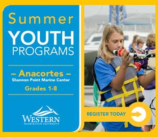 WWU Youth Programs Anacortes Summer