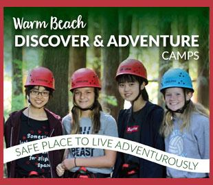 Warm Beach Youth Summer Camps